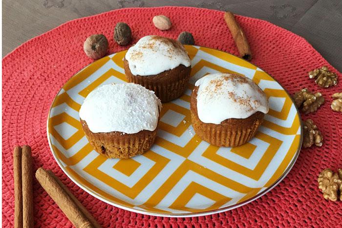 110 Calories Per Piece: Pumpkin Spice Fit Cake Recipe