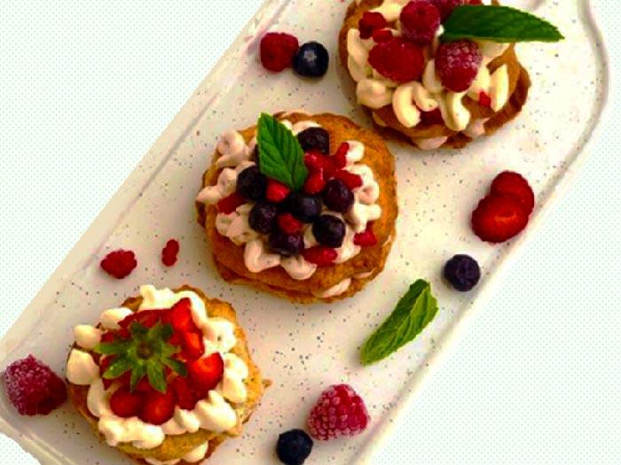 Fruity and Easy Cake Recipe
