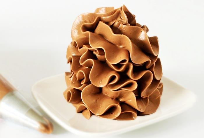 Chocolate Condensed Milk Buttercream