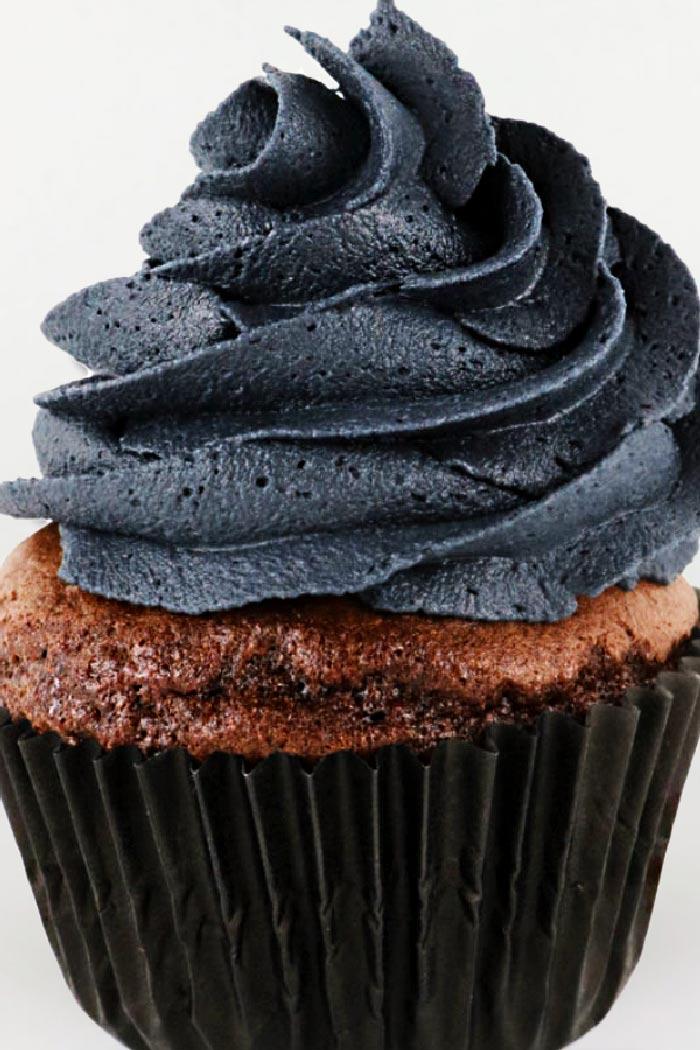 Black Frosting Recipe