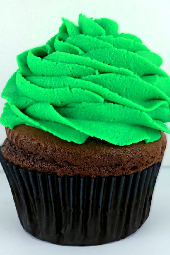 Green Frosting Recipe