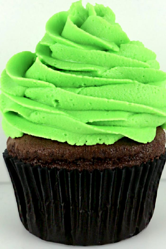 Grinch Green Frosting Recipe