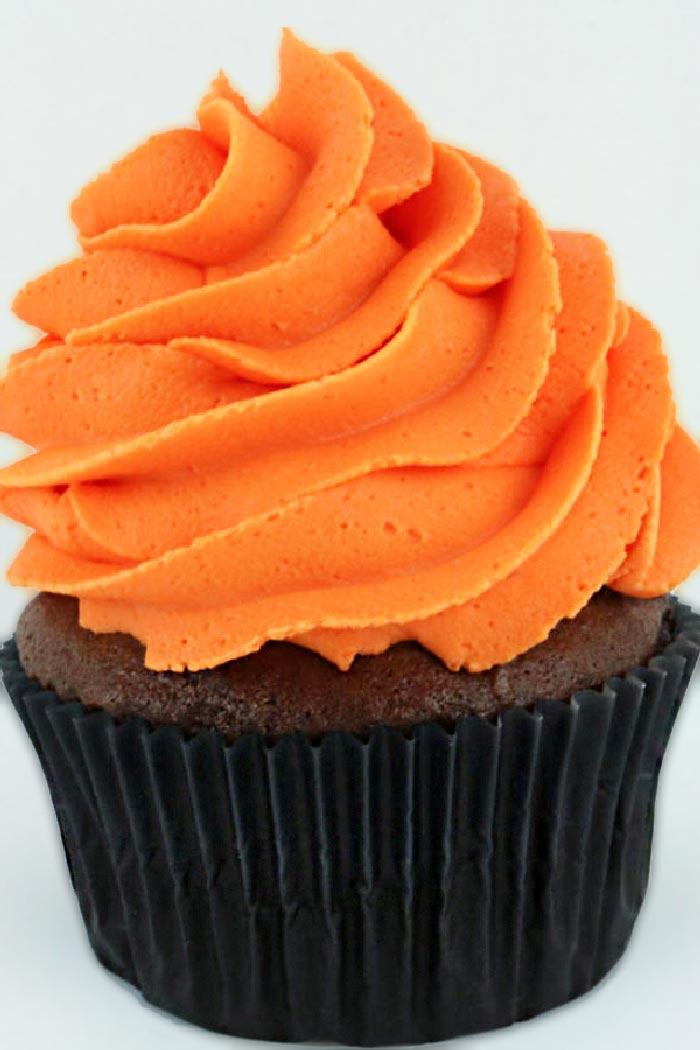 Orange Frosting Recipe