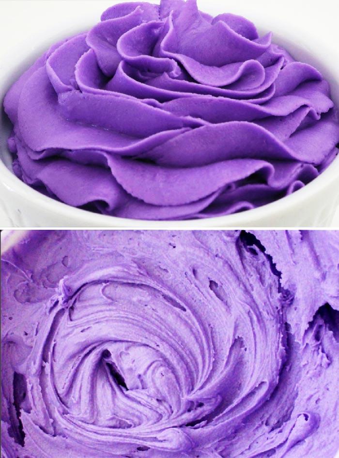 Purple Frosting Recipe