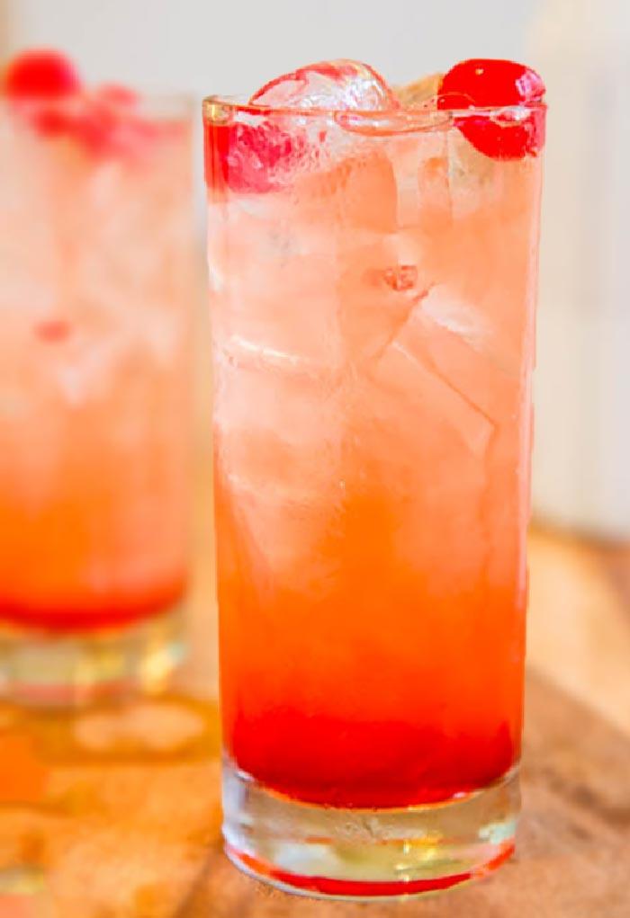 Malibu Drink Recipe